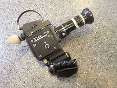 #Bolex h16 ebm #electric 16mm cine #camera with lens - read, View more on the…