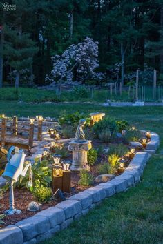 s 15 ways concrete pavers can totally transform your backyard, concrete masonry, curb appeal, outdoor living, Surround your fish pond