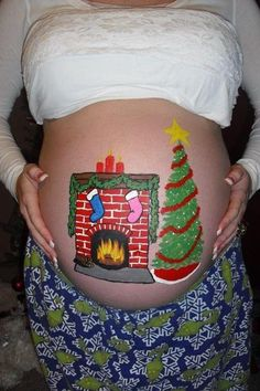 25 Painting Belly Ideas Pregnant Belly Painting Belly Painting Belly Art
