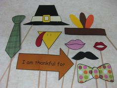 Thanksgiving decorations and fun