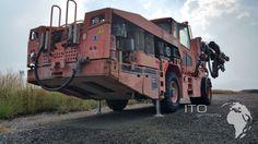 Drill Rig Tamrock http://www.ito-germany.com/for-sale/mining  #Miningequipment #tunneling #hydropower #water #power #baumaschine #Bagger #sandvik #toro #tamrock #atlascopco #mineria #used #machines