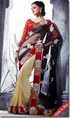 Party Wear Sarees for Flaunting a Trendy Look