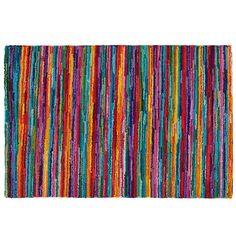 5 x 8' Crayon Rug  | The Land of Nod