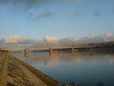 Toruń, most kolejowy