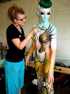 MUFE world bodypainting festival