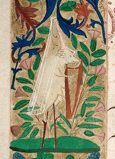 fashion pig Jean Froissart, Chroniques, Bruges ca 1470-1472. BL, Harley 4379, fol. 19v