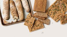 Recipe: Sourdough rye || Photo: Marcus Nilsson for The New York Times; Food stylist: Brian Preston-Campbell