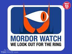 Geek humor  We've Got Our Eye On You T-Shirt - http://teecraze.com/eye-on-you-t-shirt/ - Designed by dann matthews #tshirt #tee #art #fashion #clothing #apparel
