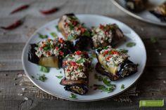 Orzo, Bruschetta, Baked Potato, Potatoes, Baking, Ethnic Recipes, Food, Potato, Bakken