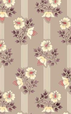Textile Patterns, Textile Prints, Print Patterns, Floral Prints, Textiles, Flower Wallpaper, Pattern Wallpaper, Wallpaper Backgrounds, Pattern Art
