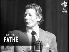 Actor, comedian and singer Danny Kaye rehearses at the London Palladium in 1948: https://youtu.be/iRJ0vydCYkQ