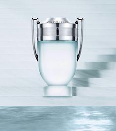 Invictus aqua,  la interpretación acuatica del famoso perfume de Paco Rabanne, Invictus.