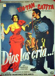 El Cine Mexicano: Catita (Niní Marshall)