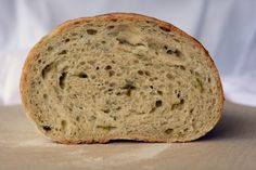 Pane timo e limone (impasto diretto)