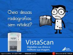 Digitalize sua clínica e melhore sua imagem. VistaScan Durr Dental do Brasil.