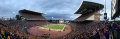 Husky Stadium Panorama Picture at Washington Husky Photos