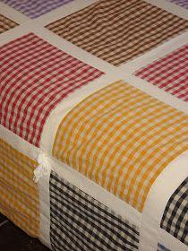 Hola, soy Elvira y desde este rinconcito comparto mi pasión por los proyectos handmade, sobretodo el patchwork.  ¿Te quedas? Baby Girl Quilts, Girls Quilts, Diy Pillow Covers, Bed Covers, Big Block Quilts, Quilt Blocks, Bed Cover Design, Designer Bed Sheets, Crochet Bedspread Pattern