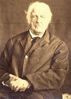 Lemuel Cook, one of the last Revolutionary War veterans; he lived 'til 1866!