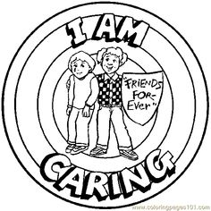 1000 images about character on pinterest good citizen for Character counts coloring pages free