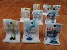 ayumi horie test tiles #ceramics