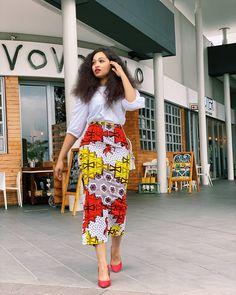 Ankara Styles Inspiration African Fashion Dress Stunning And Gorgeous Ankara Dress Styles Ankara Dress Styles, Latest Ankara Styles, Ankara Skirt, Latest African Fashion Dresses, Ankara Fashion, Nigerian Fashion, African Print Skirt, African Print Dresses, African Dress