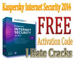 Get Kaspersky Internet Security 2014 With Free Activation Code For 3 Months