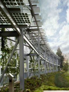 NASA Sustainability Base, California | Arquitectura en acero