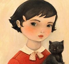 lillian & licorice by emily winfield martin on etsy