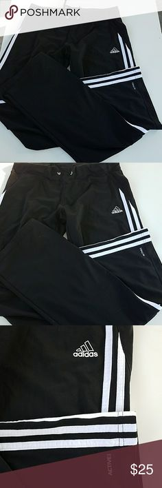 Womens Adidas Active360 pants Womens Adidas Active pants  Size medium  2 front pockets  In great condition  Active 360 pants Elastic waistband with adjustable waist straps   I do bundle and offers are welcome adidas Pants Track Pants & Joggers