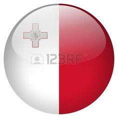 Bandera de Malta photo