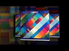 Fibonacci Series As Fabric Art in Quilts - Caryl Bryer-Fallert