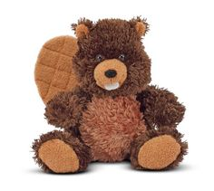With his big teeth and paddle tail on show Chopper Beaver Stuffed Animal is an especially appealing example of a very cute woodland species! This stuffed toy features lots of interesting textures to ...