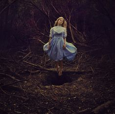Portrait photos Brooke Shaden. The way she edits her conceptual work is absolutely amazing. She is a great artist.