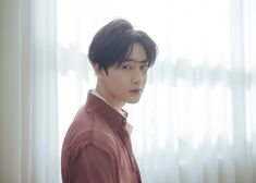 EXO's Suho is keeping his look simple but sentimental for his debut mini-album 'Self Portrait'.The singer revealed a teaser video as well as two ph… Baekhyun Chanyeol, Kai, Got7, Exo Smtown, Luhan And Kris, Exo Album, Exo Official, Wattpad, Kim Junmyeon