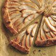 Apple Galette, I haven't made this since the years at Poly.....