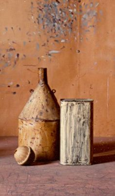 Luigi Ghirri: l'atelier di Giorgio Morandi