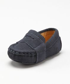 Cole Haan  Suede Loafers for little boys