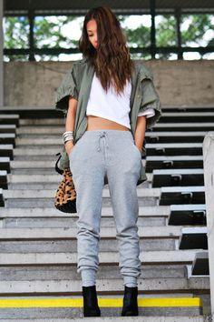 NO SWEAT, sweat pants