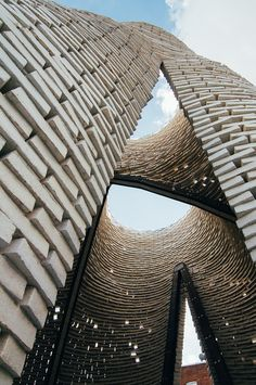 Hy-Fi | The Living. Photo: Andrew Nunes | Archinect