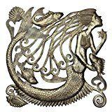 mermaidhomedecor - Mermaid Wall Hanging Metal Art $44.00
