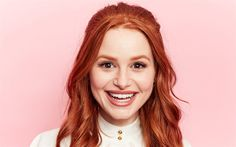 Image uploaded by Tanya. Find images and videos about riverdale, madelaine petsch and cheryl blossom on We Heart It - the app to get lost in what you love. Madelaine Petsch, Hollywood, Cheryl Blossom Riverdale, Cole Sprouse, Riverdale Cast, Lydia Martin, Dye My Hair, Woman Crush, American Actress
