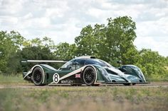 Bentley Speed 8 Le Mans Prototype up for Auction Bentley Speed, Bentley Continental Gt Speed, Le Mans, Road Race Car, Race Cars, Sports Car Racing, Sport Cars, Auto Racing, Gt Cars