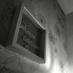 Couple Frame #mcdgifts #handmade #scrabbleart #scrabbleframes