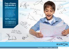 Anúncio - Kumon