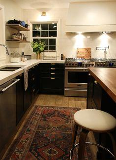 A Night In the Kitchen (Plus, our favorite gluten free dessert recipe) - Chris Loves Julia