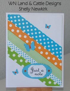 Washi Tape 2 by savnewkirk - Cards and Paper Crafts at Splitcoaststampers