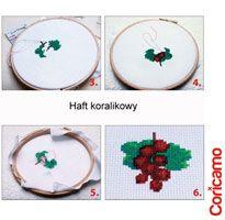 Coricamo sklep - haft krzyżykowy, koralikowy, wzory bezpłatne, kanwy, Aidy z nadrukiem, sutasz, mulina, biżuteria, zestawy do haftu