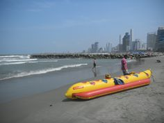 Beach life in South America #beach #SouthAmerica