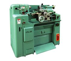 Cyclematic Machinery Co., Ltd Toolroom Lathe CTL-20