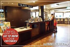 Travel Agent Skills - Get To Know Your Customer
